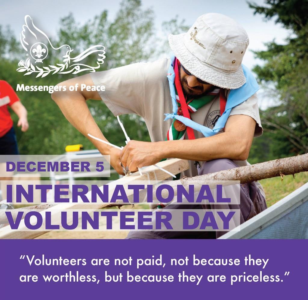 Els voluntaris no cobren, no perquè la seva feina no valgui, sinó perquè no té preu!