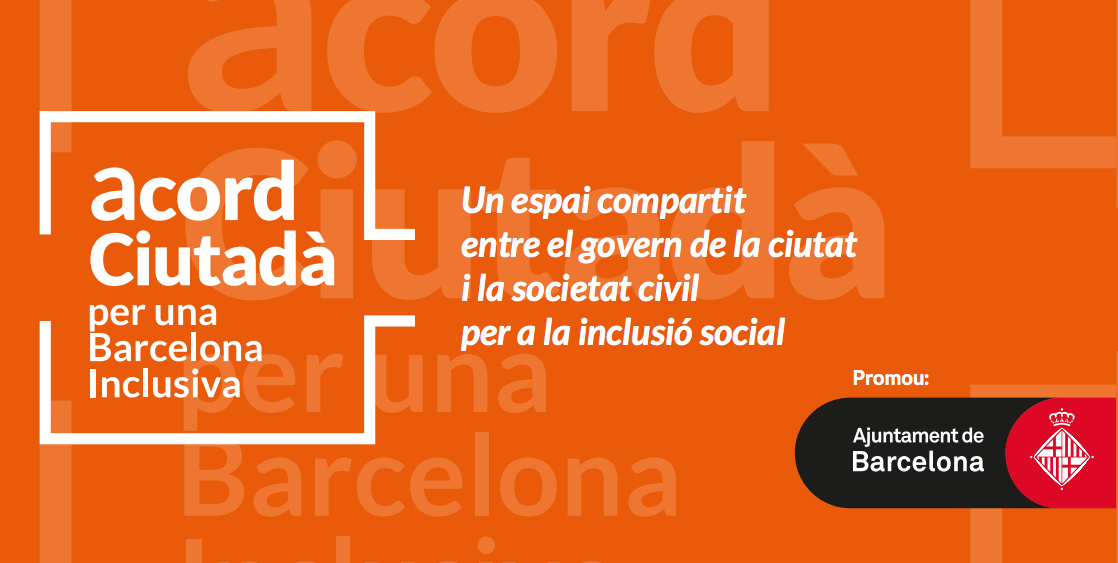 acord ciutadà barcelona inclusiva