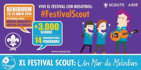 RRSS FestivalScout